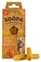 Soopa - Pumpkin & Carrot Dental Sticks